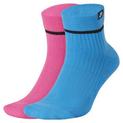 Nike SNKR Sox Ankle 运动袜(2 双)