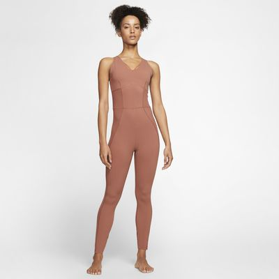 Nike Yoga Luxe-jumpsuit til kvinder