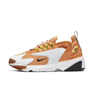 nike beige and white zoom 2k trainers
