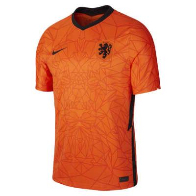 Camisola de futebol Netherlands 2020 Stadium Home para homem