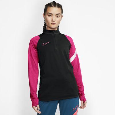 Prenda para la parte superior de entrenamiento de fútbol para mujer Nike Dri-FIT Academy Pro