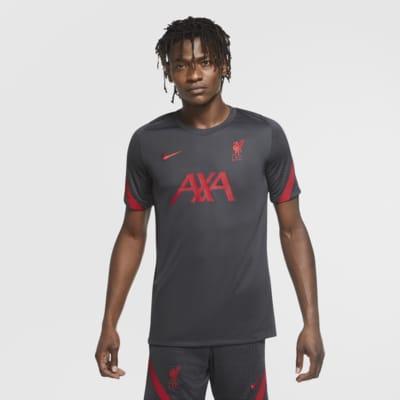 Liverpool FC Strike Men's Short-Sleeve Soccer Top
