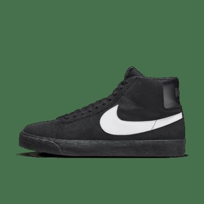 Nike SB Zoom Blazer Mid Skate Shoe. Nike LU
