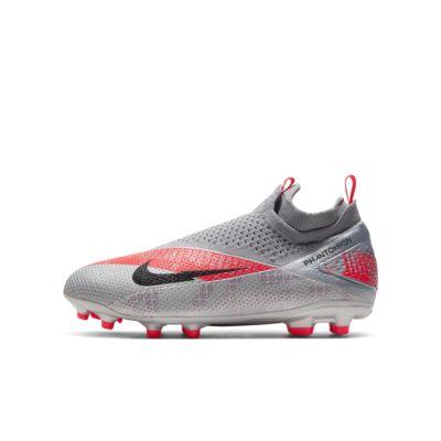 Nike Jr. Phantom Vision 2 Elite Dynamic Fit MG Older Kids' Multi-Ground Football Boot