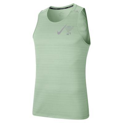 Nike Dri FIT Miler Wild Run Hardlooptanktop voor heren