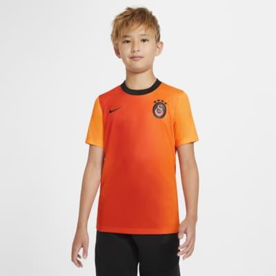 Galatasaray Third Older Kids' Football Top