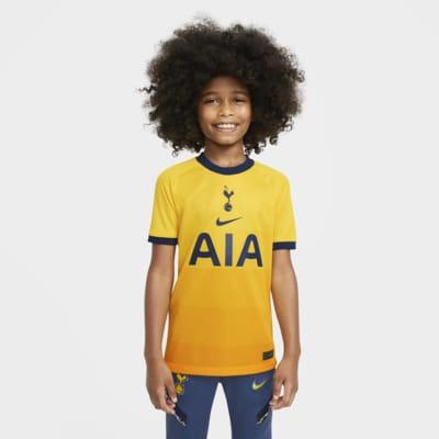Tottenham Hotspur 2020/21 Stadium Third Fußballtrikot für ältere Kinder