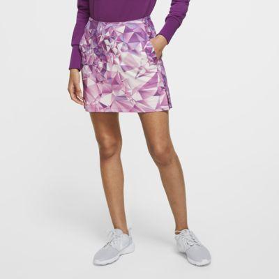 Damska spódnica do golfa z nadrukiem 43 cm Nike Dri-FIT UV Victory