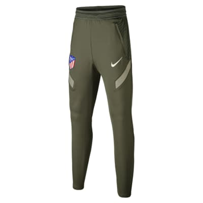 Pantalon de football Atlético de Madrid Strike pour Enfant plus âgé