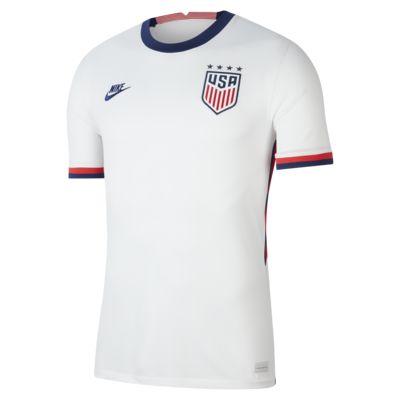U.S. 2020 Stadium Home (4-Star) Men's Soccer Jersey