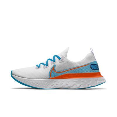 Scarpa da running personalizzabile Nike React Infinity Run Flyknit By You - Uomo
