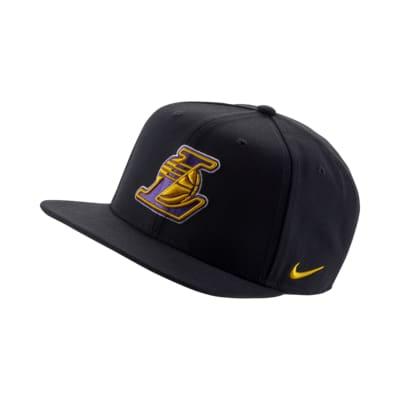 Los Angeles Lakers Nike Pro NBA Cap