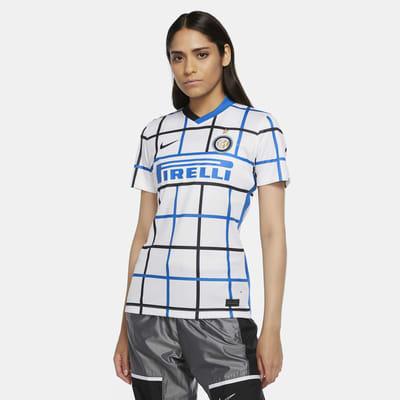 Inter Milan 2020/21 Stadyum Deplasman Kadın Futbol Forması