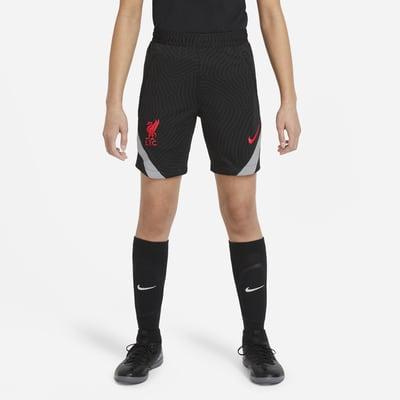 Shorts de fútbol para niños talla grande Liverpool FC Strike