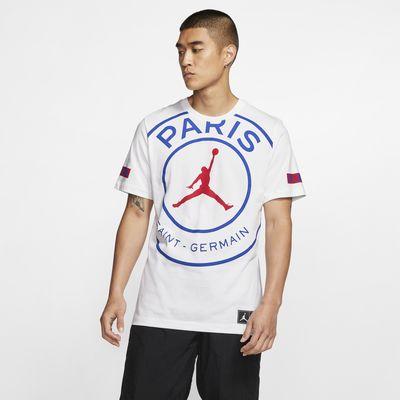 Paris Saint-Germain-T-shirt med logo til mænd