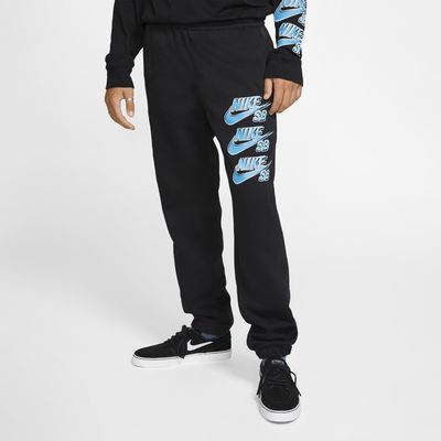 Nike SB Icon skatebukse i fleece til herre