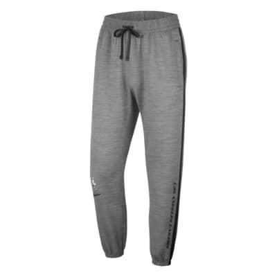 Pantalones Nike Therma Flex NBA para hombre del Showtime de los Lakers de los Ángeles