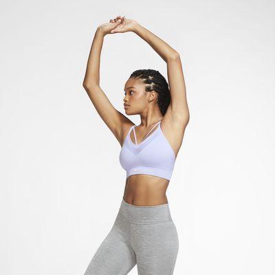 Nike Seamless Women's Light-Support Sports Bra