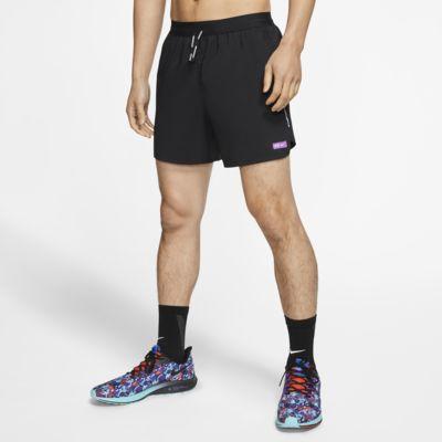 กางเกงวิ่งขาสั้น 5 นิ้วผู้ชาย Nike Flex Stride