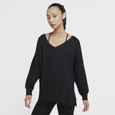 Nike Yoga Women's Fleece Cover-Up