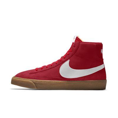 Specialdesignad sko Nike Blazer Mid By You för män