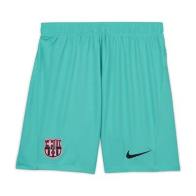 F.C. Barcelona 2020/21 Stadium Third Men's Football Shorts