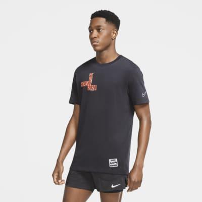 Мужская беговая футболка Nike Dri-FIT Berlin