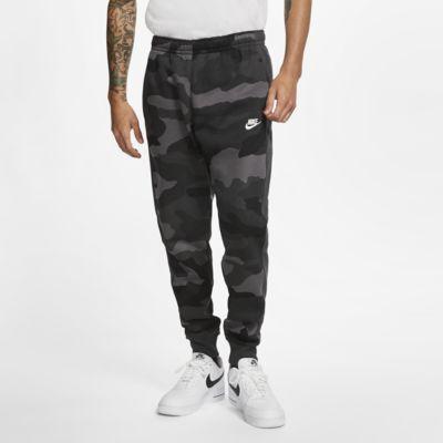 Nike Sportswear Club Fleece 男子迷彩长裤