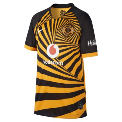 Kaizer Chiefs F.C. 2019/20 Stadium Home Fußballtrikot für ältere Kinder
