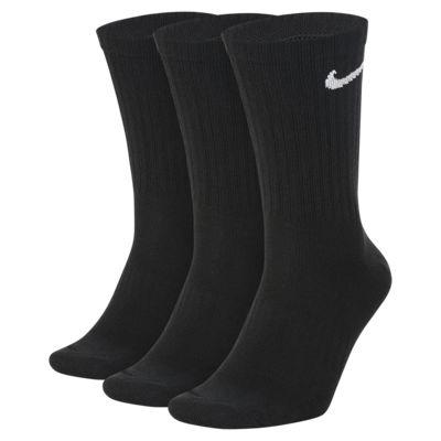 Meias de treino Nike Everyday Lightweight (3 pares)