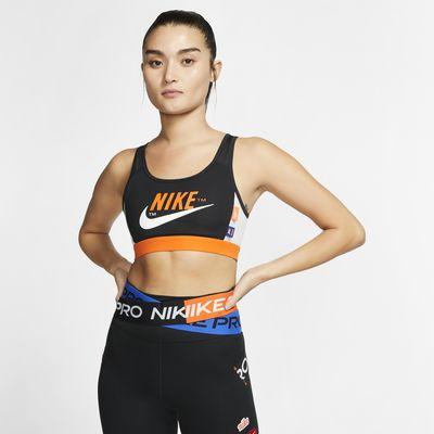 Nike Swoosh Icon Clash Women's Medium-Support 1-Piece Pad Sports Bra