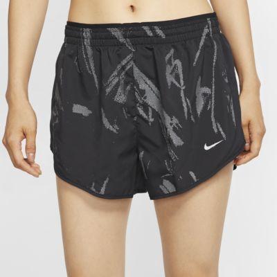 Nike Tempo Luxe 女款圖樣跑步短褲