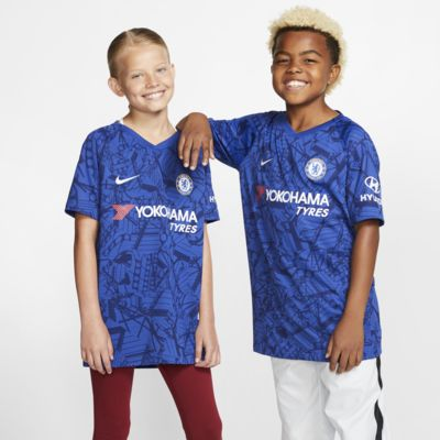 Chelsea FC 2019/20 Vapor Match Home futballmez nagyobb gyerekeknek
