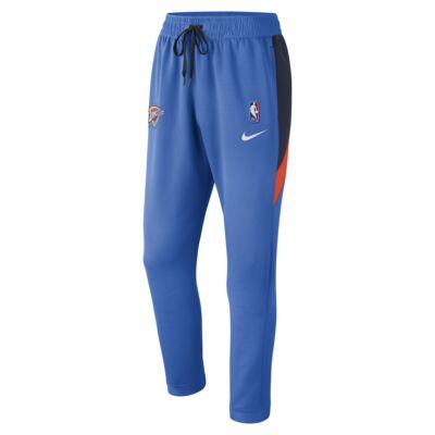 Oklahoma City Thunder Nike Therma Flex Showtime Men's NBA Trousers