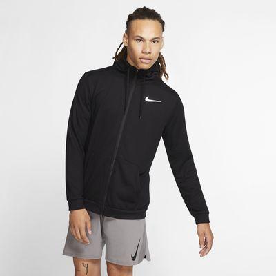 Sudadera con capucha de entrenamiento y cierre completo para hombre Nike Dri-FIT