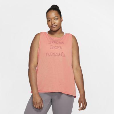 Nike Yoga Women's Graphic Tank (Plus Size)