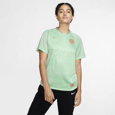 Nike F.C. Dri-FIT-fodboldtrøje til kvinder