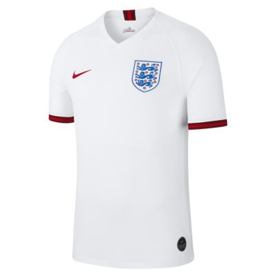 Maillot de football England 2019 Stadium Home pour Homme