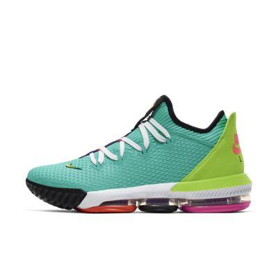 LeBron 16 Low Basketball Shoe. Nike MY