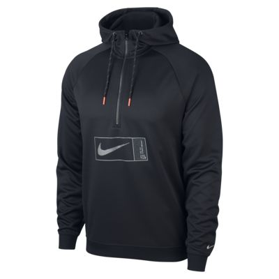 Sweat à capuche à demi zip Polyknit Nike Sportswear pour Homme