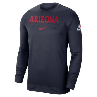 Nike College Dri-FIT Spotlight (Arizona) Men's Long-Sleeve Top