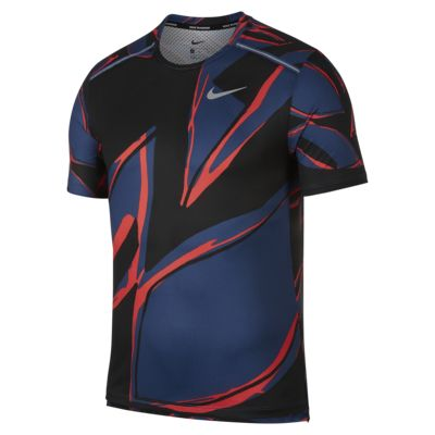 Nike Miler Men's Short-Sleeve Running Top