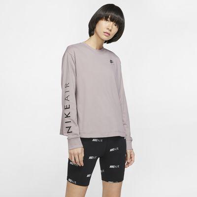 Γυναικεία μακρυμάνικη μπλούζα Nike Air