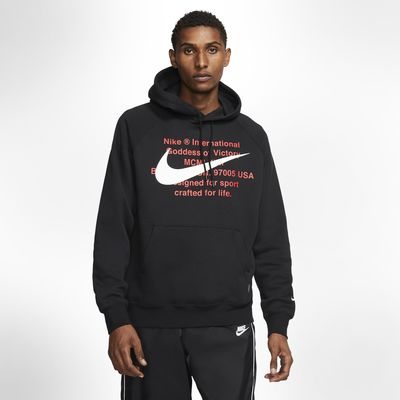 Sweat à capuche Nike Sportswear Swoosh pour Homme