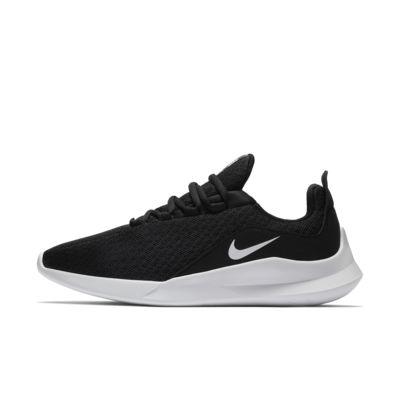 Nike Viale Joggesko Dame WhiteBlack |