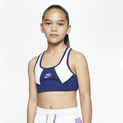 Nike Big Kids' (Girls') Sports Bra