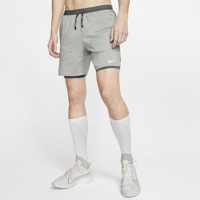 electrodo graduado entrada  Nike Flex Stride Men's 18cm (approx.) 2-in-1 Running Shorts. Nike GB