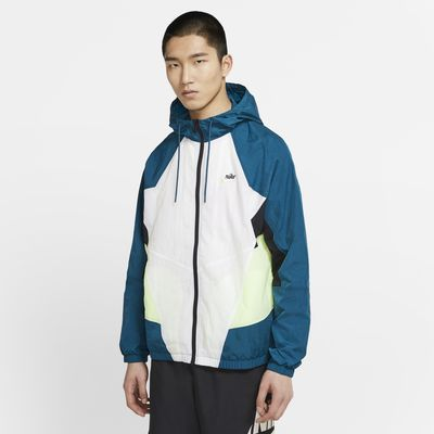 Nike Sportswear Heritage Windrunner 男款梭織外套