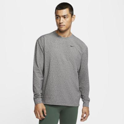 Nike Dri-FIT Men's Long-Sleeve Yoga Training Top