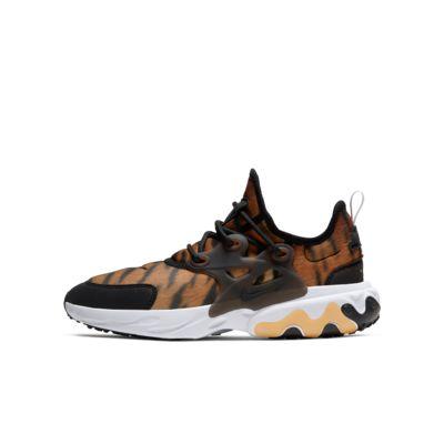 Nike React Presto Print Big Kids' Shoe